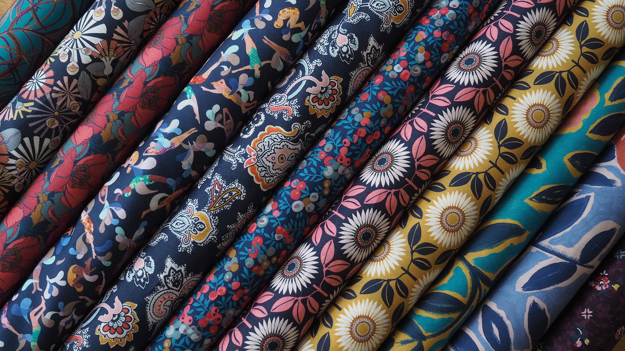 Gorgeous New Summer Fabric Arrivals Guthrie Ghani
